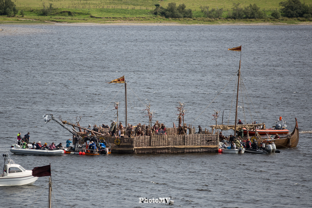 filming a new seson for vikings in Ireland. Photography by PhotoMV