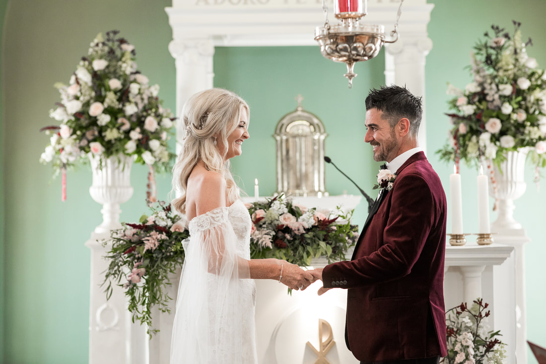 wedding videographer and photographer in Ireland