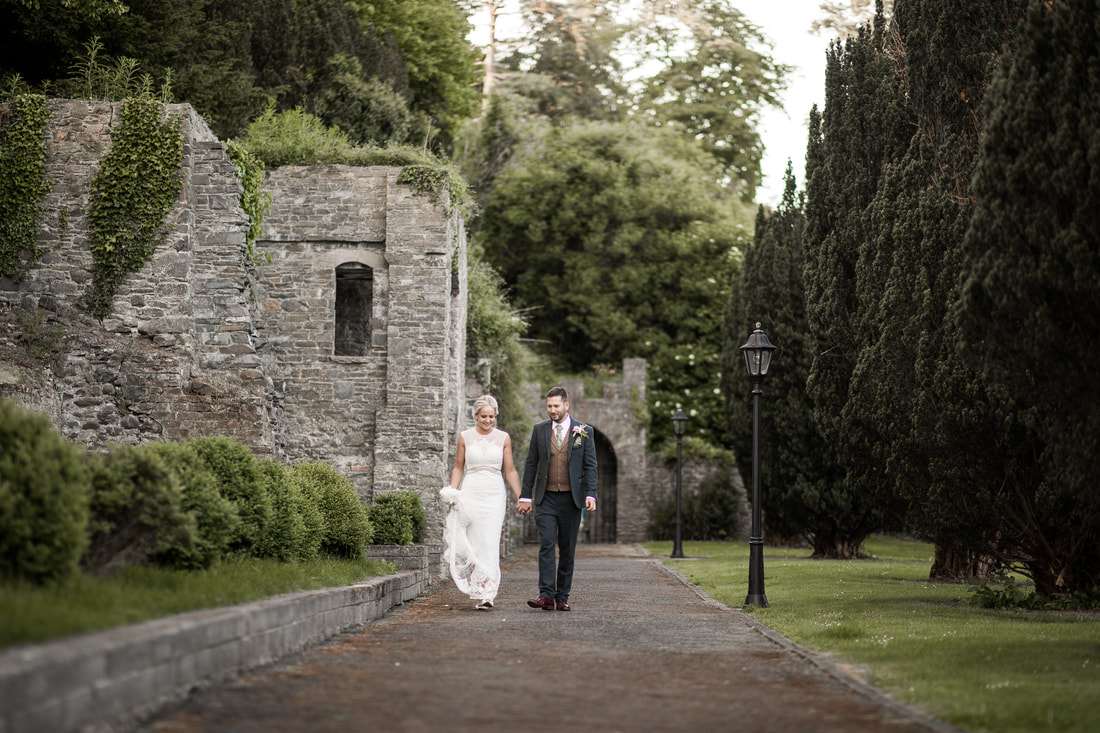 bellingham castle wedding