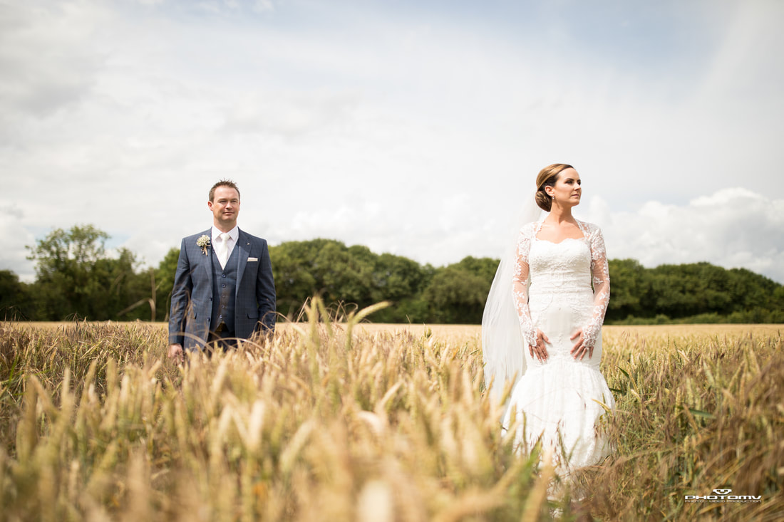 Cinematic wedding video service in Ireland by PhotoMV
