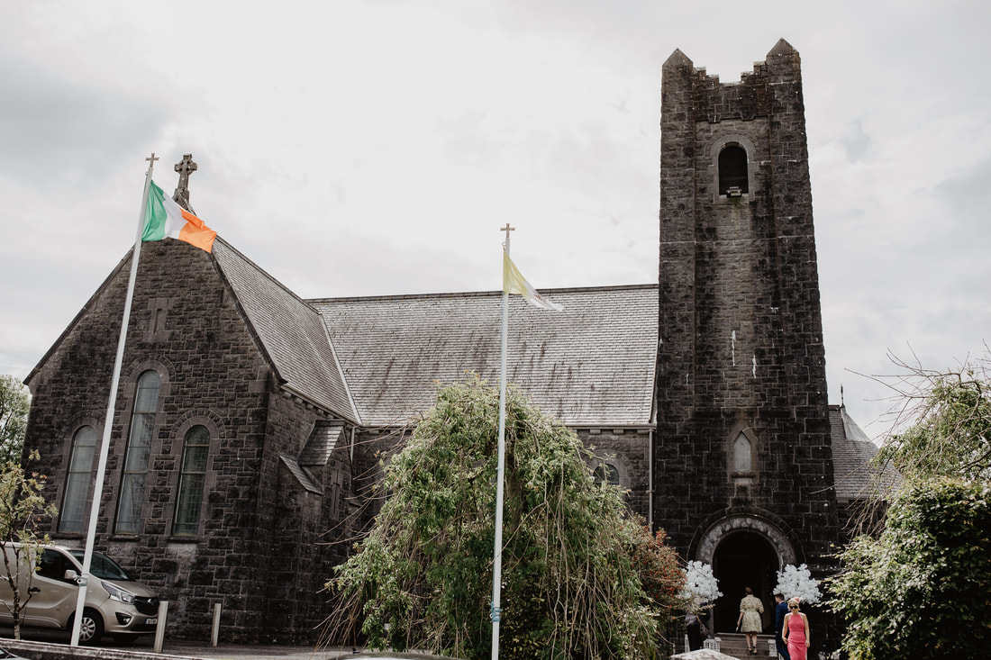 Church in Co.Galway