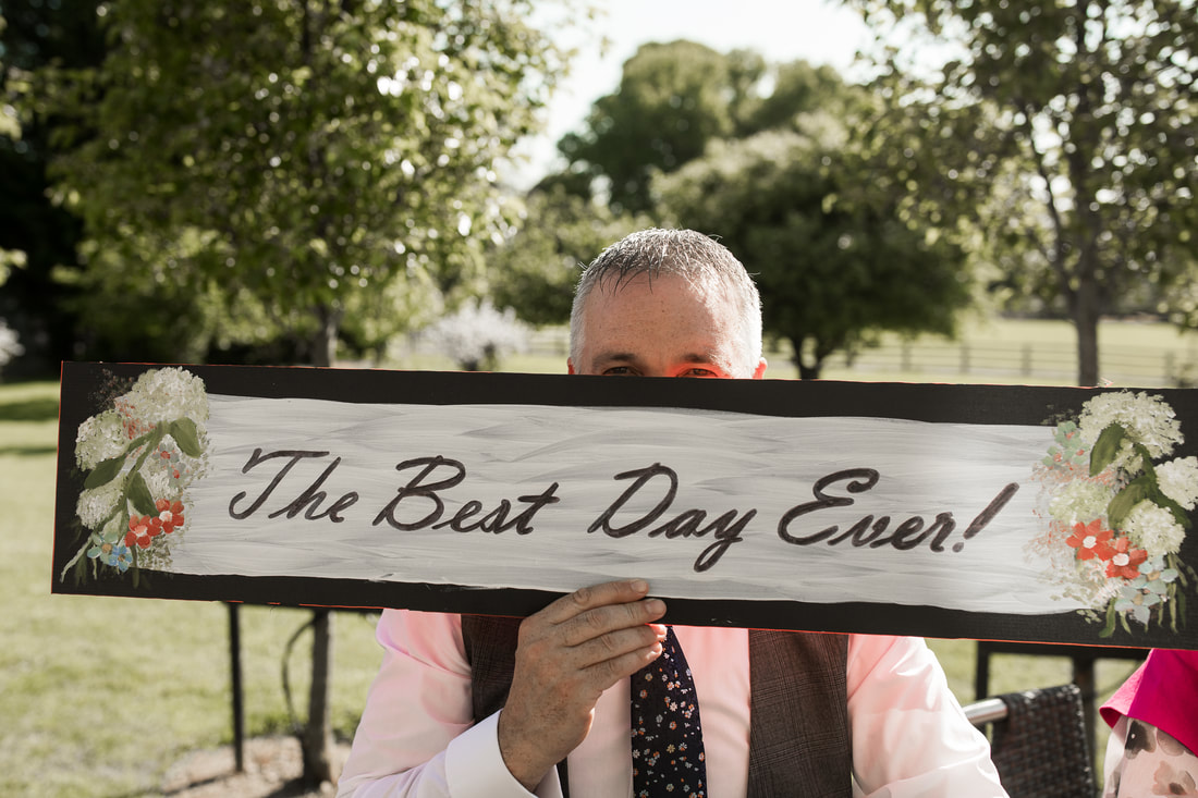 The best day ever wedding