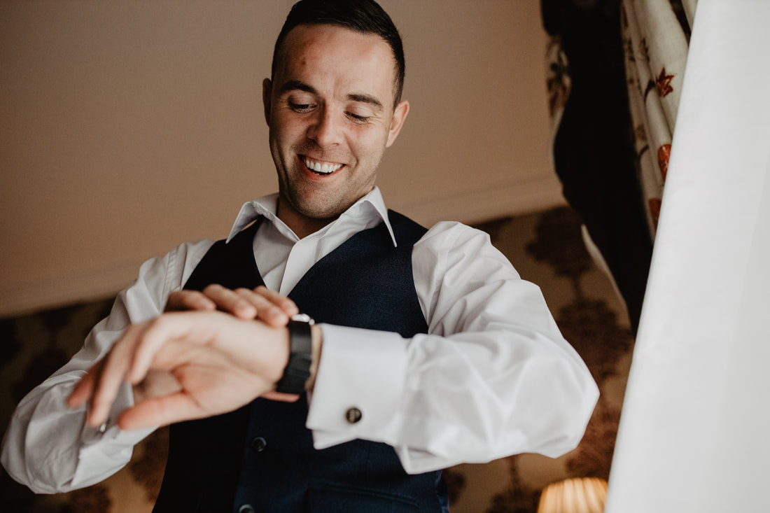 Time to get married, at Clanard Court Hotel, Athy, Co. Kildare by wedding photographer Mario Vaitkus