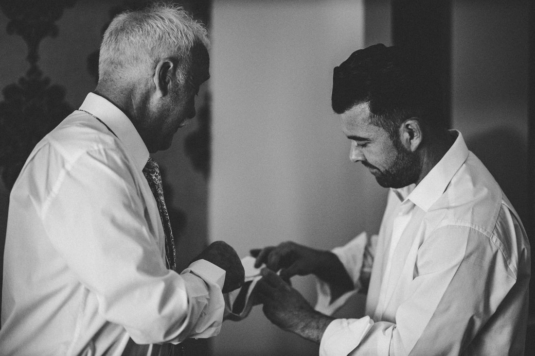 Father and best man, at Clanard Court Hotel, Athy, Co. Kildare by wedding photographer Mario Vaitkus