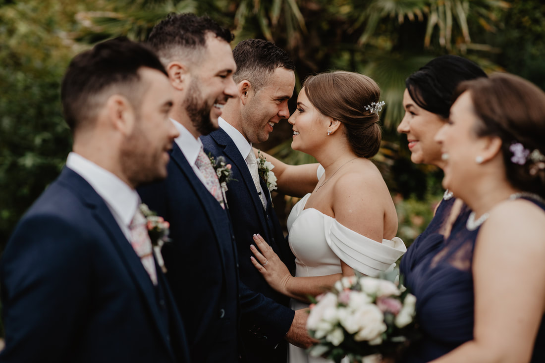 Bridal party Wedding photographer in Kildare Mario Photo - Video Production