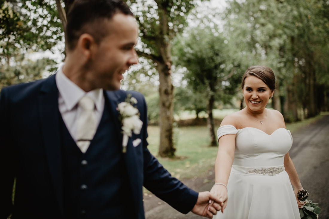 Candid wedding photography. Wedding photographer in Kildare Mario Photo - Video Production