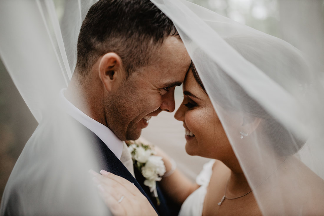 Bride and groom portrait. Wedding photographer in Kildare Mario Photo - Video Production