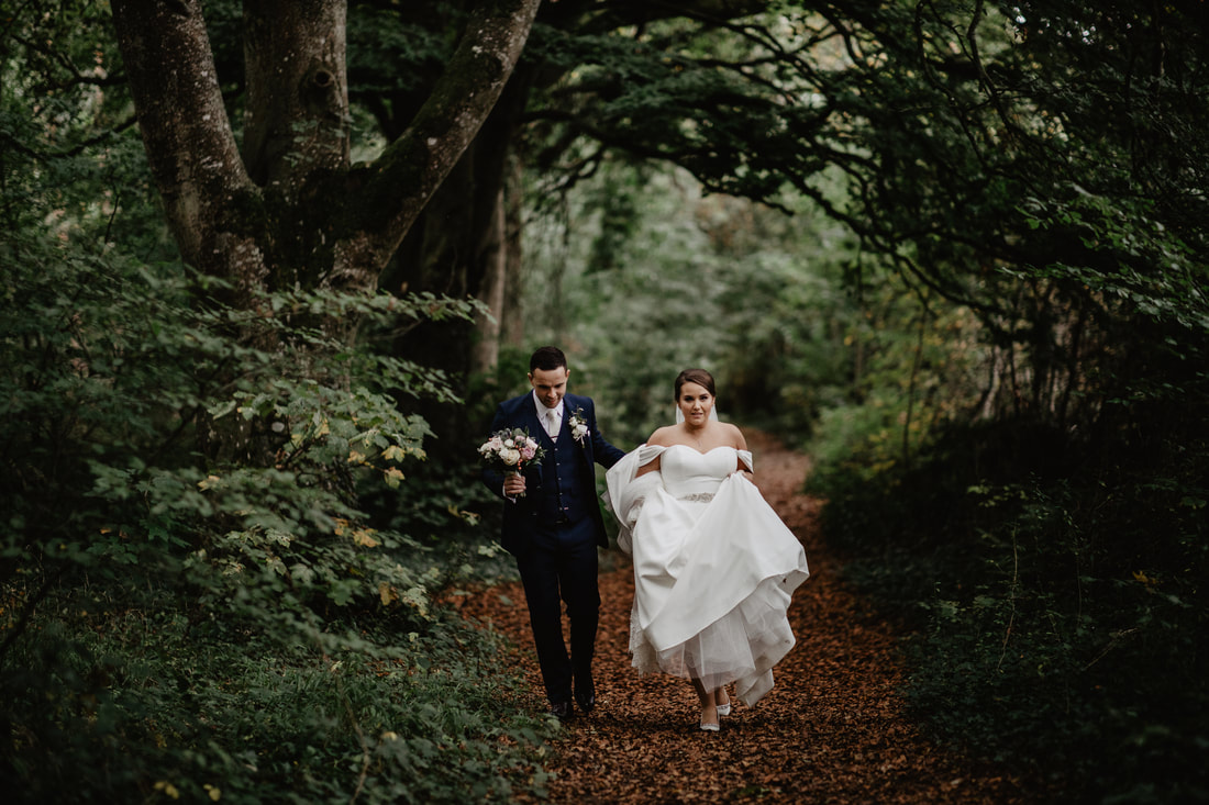 Creative and candid wedding photography. Wedding photographer in Kildare Mario Photo - Video Production