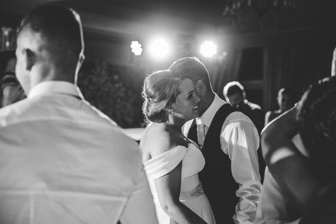 ''I love you'' first dance, bride and groom. Wedding photographer in County Kildare Mario Vaitkus
