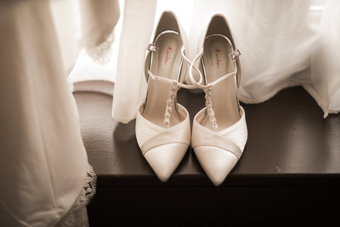 Wedding shoes  Carligford